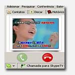 Skype internet tv
